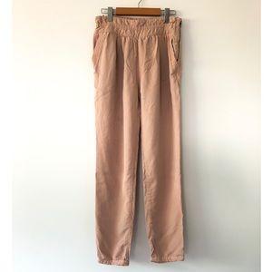 Aritzia Wilfred Paper Bag Trouser Pant